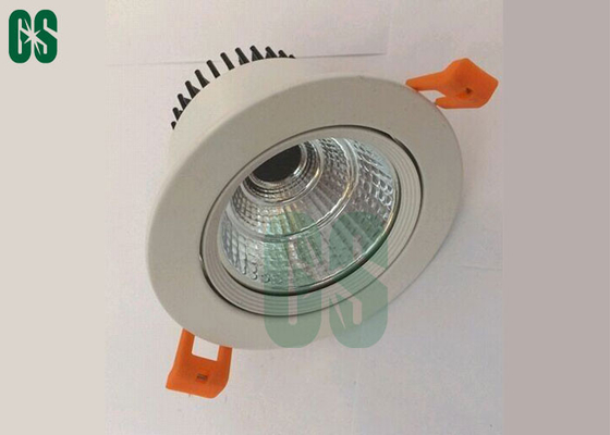 China ESPIGA da guarnição de 90mm a única conduziu Downlight 15 graus 18 graus 24 graus 60 graus fornecedor